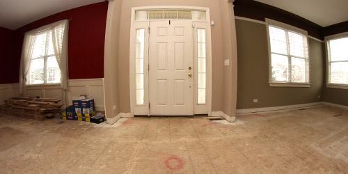 Floor Installation (Pre-Installation) by Ryno Custom Flooring Inc.