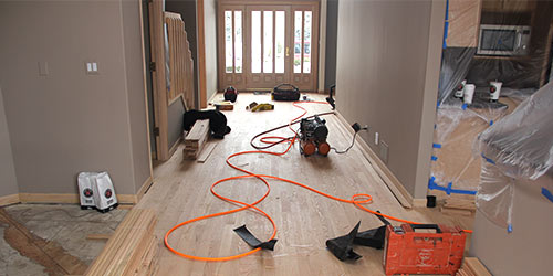 Floor Installation Services by Ryno Custom Flooring Inc.