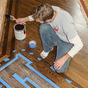 Hardwood Floor Finish Services by Ryno Custom Flooring Inc.
