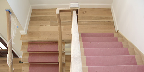 Stair Installation Services By Ryno Custom Flooring Inc. ...