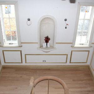 Stair Moulding Installation by Ryno Custom Flooring Inc.