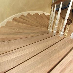 Stair Repair and Refinishing by Ryno Custom Flooring Inc.