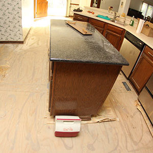 Tile Tearout and Disposal Services by Ryno Custom Flooring Inc.