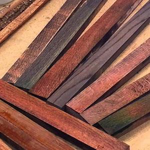 Wall Floor Trim Staining by Ryno Custom Flooring Inc.