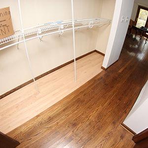 Wood Floor Repair Board Replacement by Ryno Custom Flooring Inc.