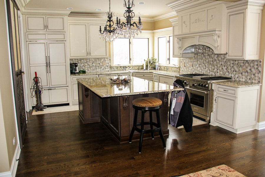 Ambrose - Kitchen] Floor Refinishing & Repair in Libertyville, IL by ...